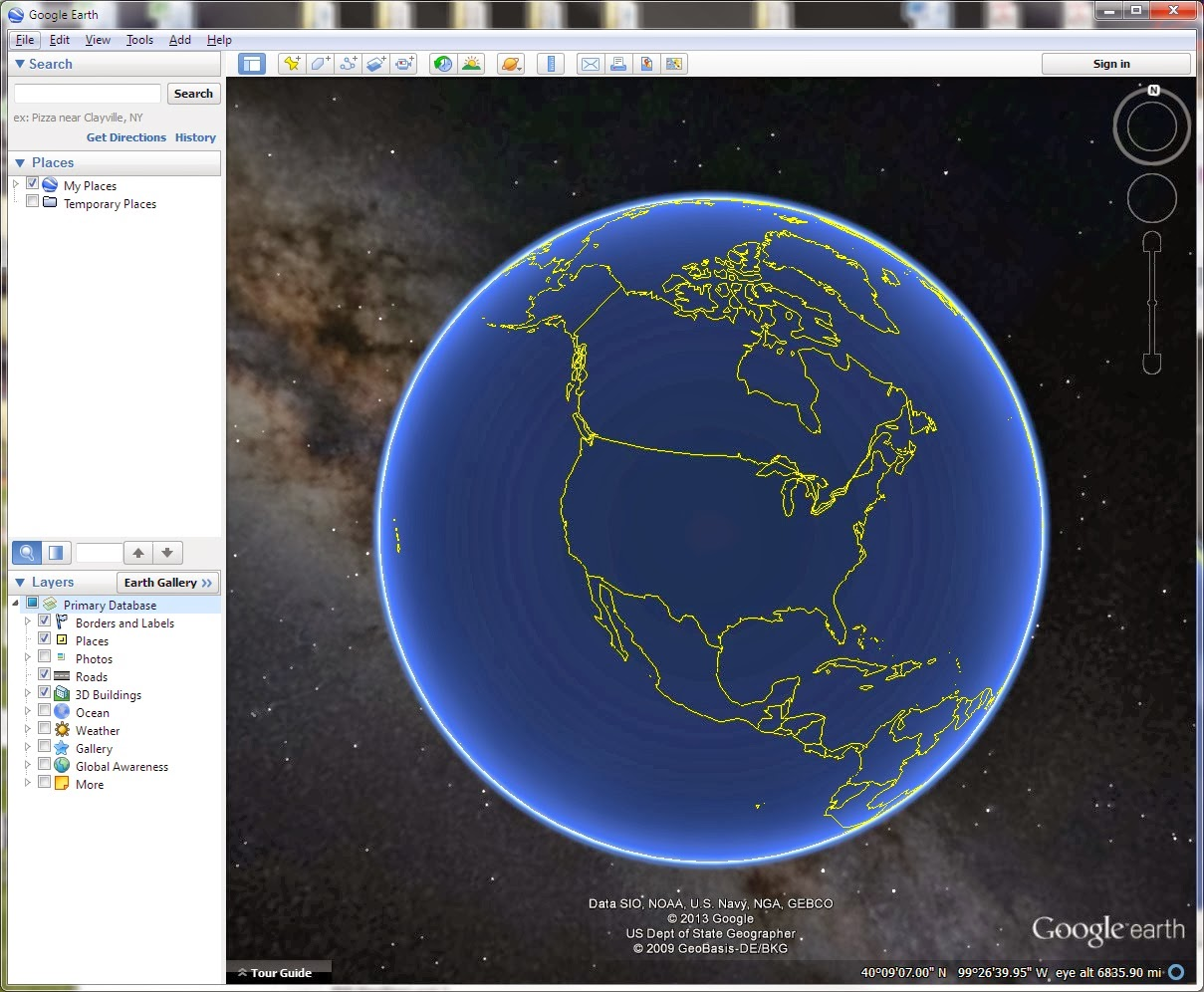 Google Earth is black no satellite imagery - Google Maps Help