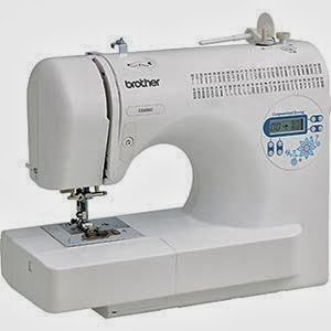Brother Sewing Machine 60-stitch Function Computerized XR6060