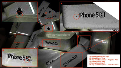 iPhone Low Cost Package iPhone5C Fake Nowherelse.fr