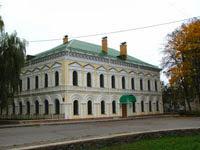 Здание магистрата в г.Житомире