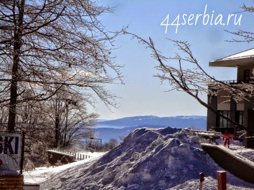Отель на Старой планине