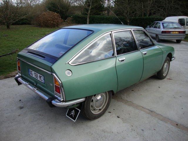 La ptite dernière ! - Citroën GS 1220 Club 1974 DSC00015