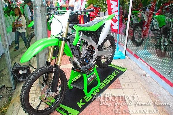 Motocross KLX 450R