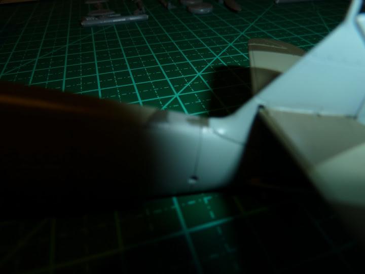 Bf-109 E-3 Tamiya 1/48 - Reforma pintura P1020402