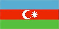 εθνική σημαία Αζερμπαιτζάν, national flag of Azerbaijan.