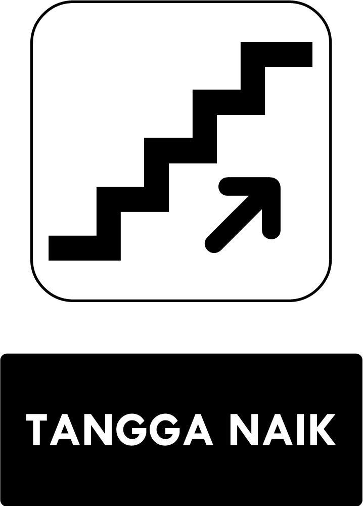 Rambu Tangga Naik