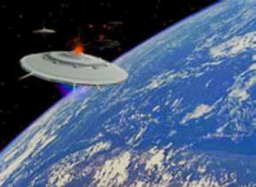 Earth Based Ufo Stations