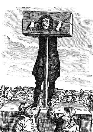Vai ticīgo vajāšana jebšu sods pēc nopelna?