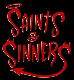 Logo tipo del grupo Saints & Sinners