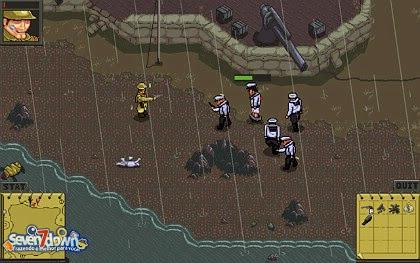 Super Trench Attack v.3.5