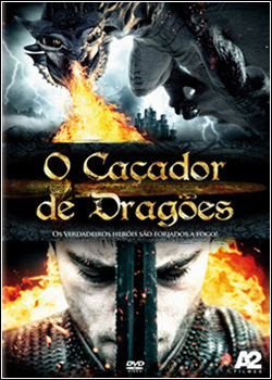 Download - O Caçador de Dragões - DVDRip - AVI Dual Áudio
