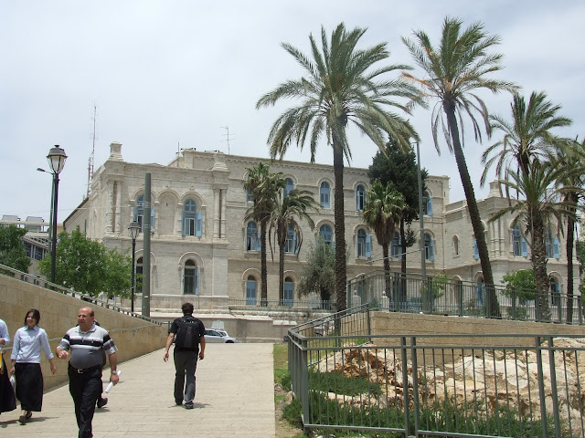 Один мой день в Иерусалиме, 26 Мая 2011