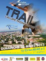 Trail Rhône-Saône de Caluire