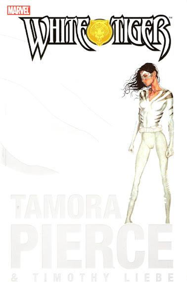 White Tiger: A Hero's Compulsion cover