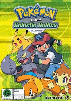 Bảo Bối Thần Kỳ 12 - Pokemon Season 12 (2008) Poster