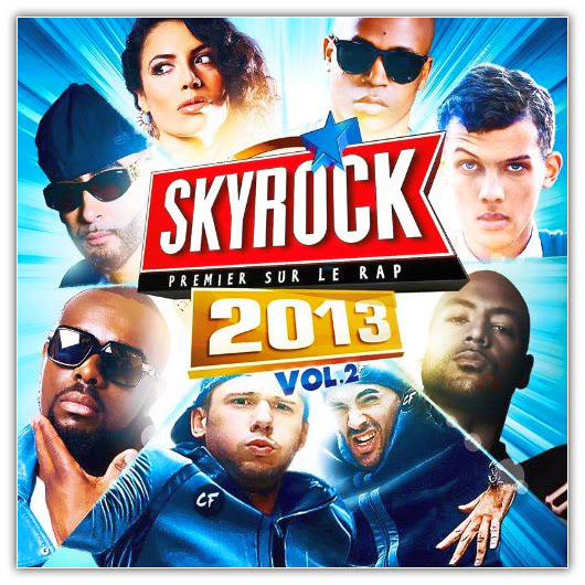[Multi] VA Skyrock 2013 Vol 2 2CD