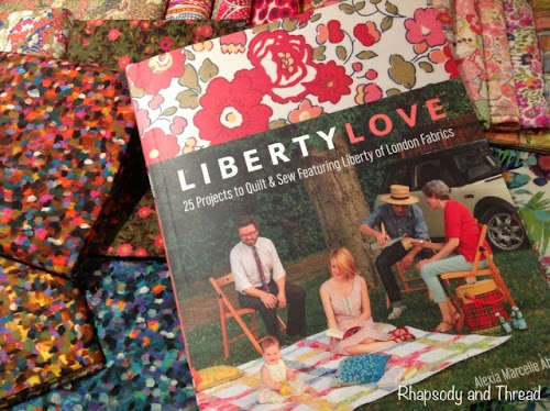 Liberty Love Book by Alexia Marcelle Abegg