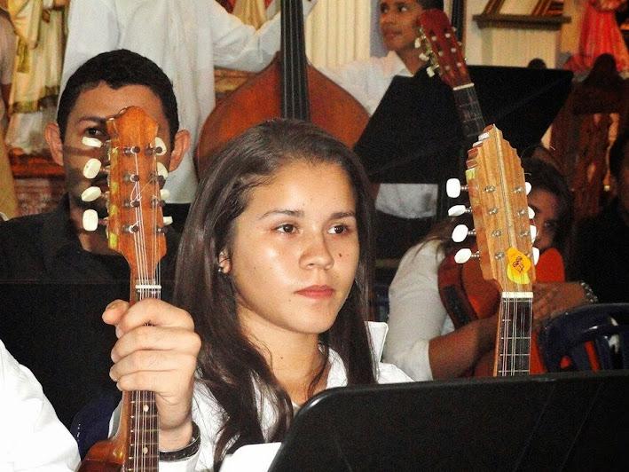 La Orquesta Alma Llanera de San Fernando se enmarca en el proyecto Alma Llanera de El Sistema