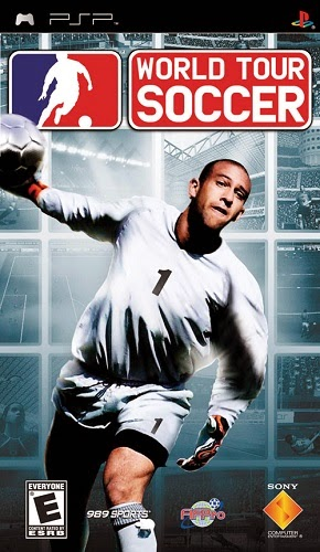 World Tour Soccer PSP