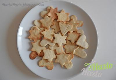 Receta de galletas fácil.
