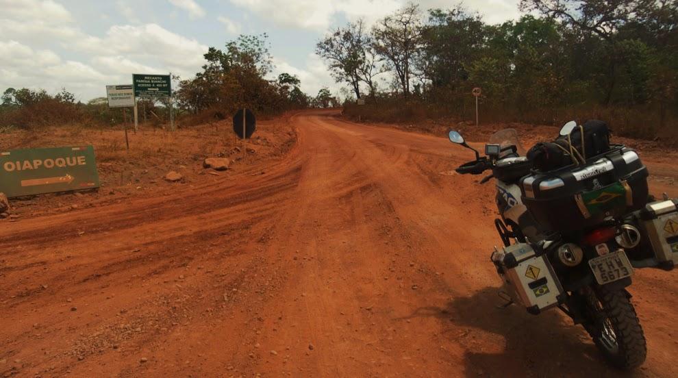 Brasil - Rota das Fronteiras  / Uma Saga pela Amazônia - Página 2 20140918_105218