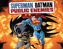 فيلم Superman/Batman: Public Enemies