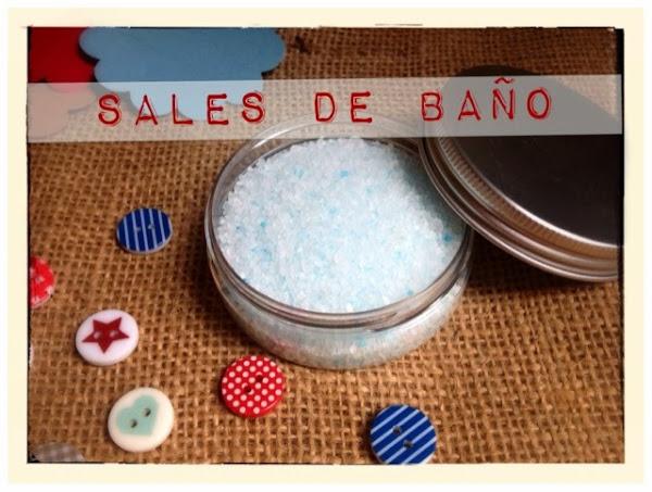 Sales de Ba�o en 1 minuto