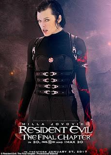 Vùng Đất Quỷ Dữ 6 - Resident Evil 6: The Final Chapter