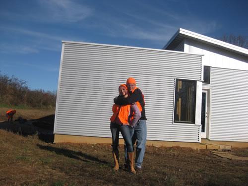 Off Grid Zero Energy Passive Prefab House Kit Off The