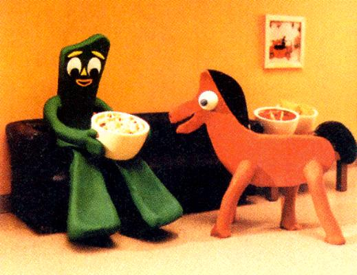 Gumby cartoon picture 4