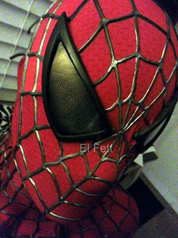 Spiderman 2 Toby Suit