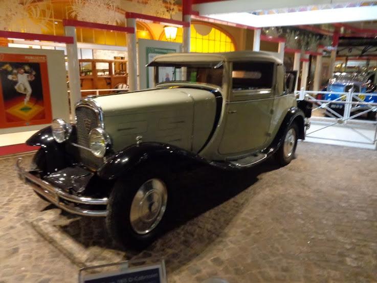 Musée de l'aventure Peugeot à Sochaux DSC01191