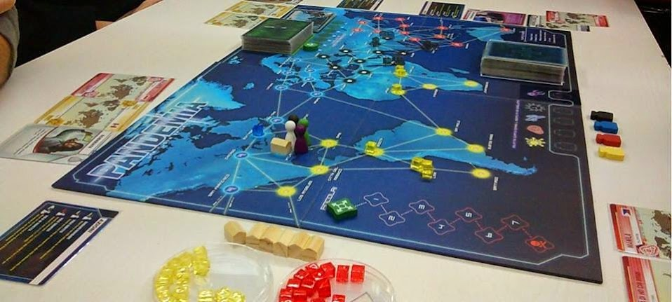 PANDEMIC PARTY!