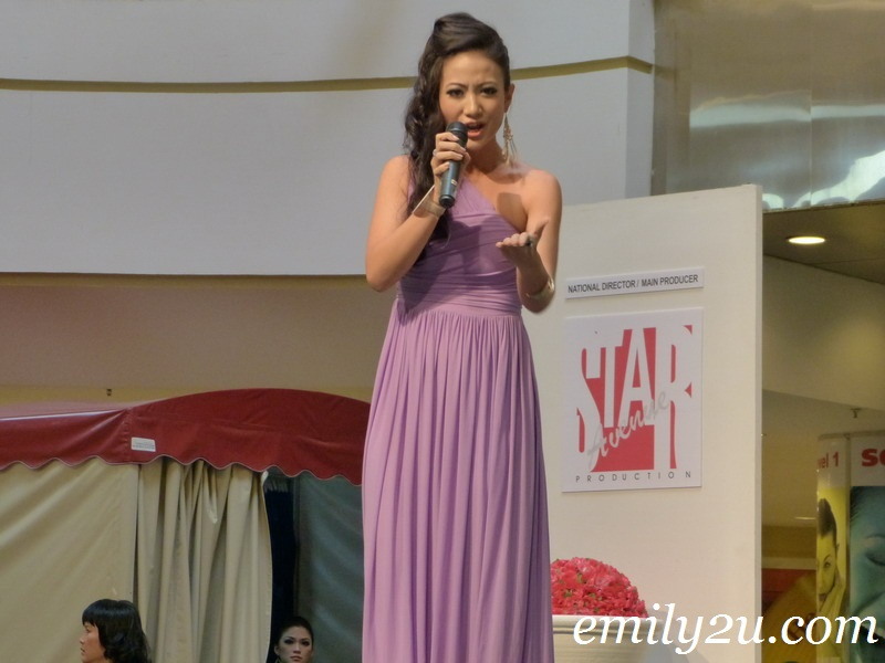 Miss Malaysia Earth 2012 – Eco Wear & Talent Subsidiary