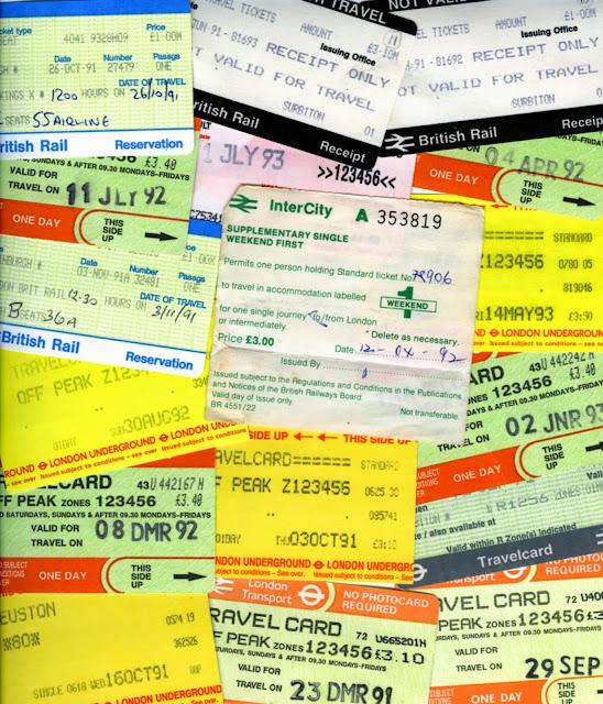 Tickets Viaje