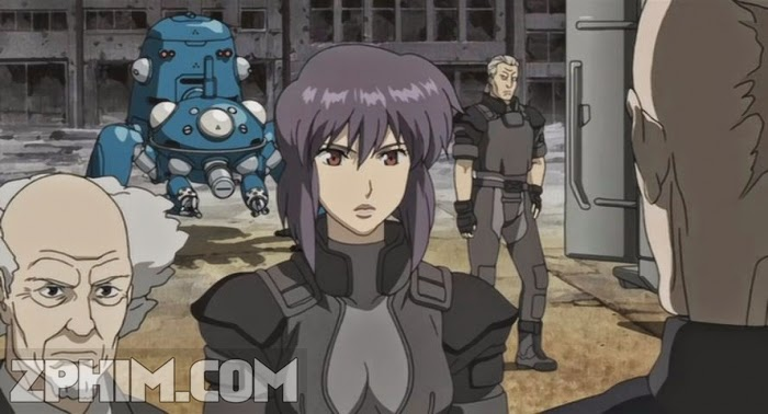 Ảnh trong phim Ghost In The Shell: S.A.C. 2nd GIG - Individual Eleven 2