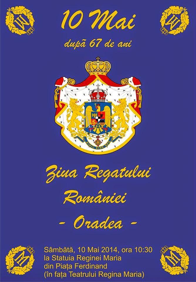 Evenimente de Ziua Regelui, la Oradea