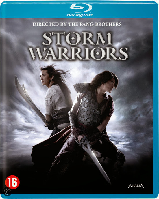 cover storm warriors nl