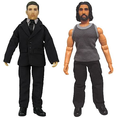 LOST Jack Shephard & Sayid Jarrah 8 Inch Mego Style Action Figures by Big Bang Pow!
