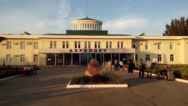 Airport Saratov-Tsentralny