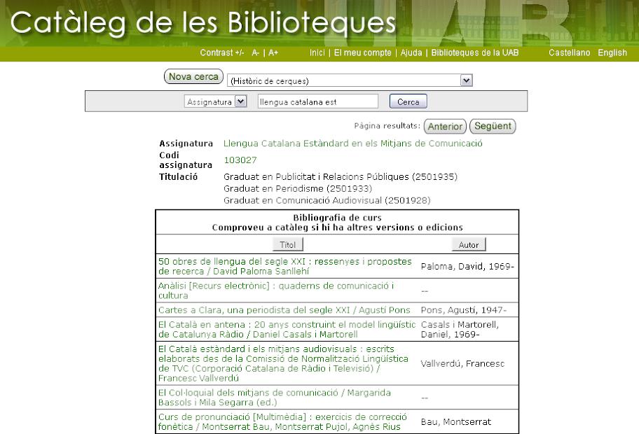 Bibliografia de curs