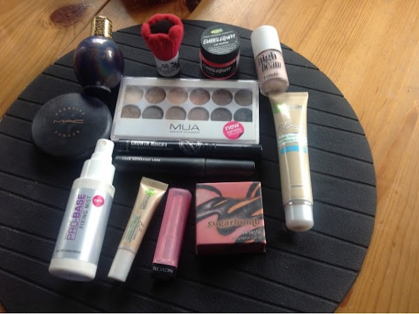 July's favourite make up