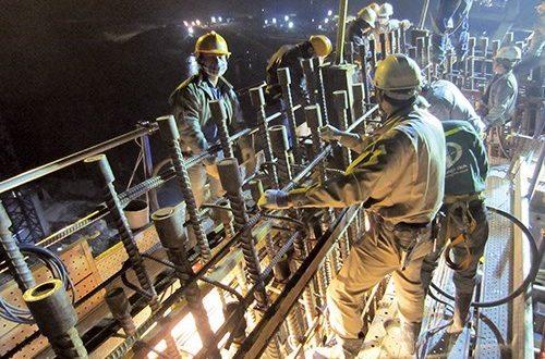 Đơn hàng gia công cốt thép cần 6 nam làm việc tại Yamagata Nhật Bản tháng 12/2017