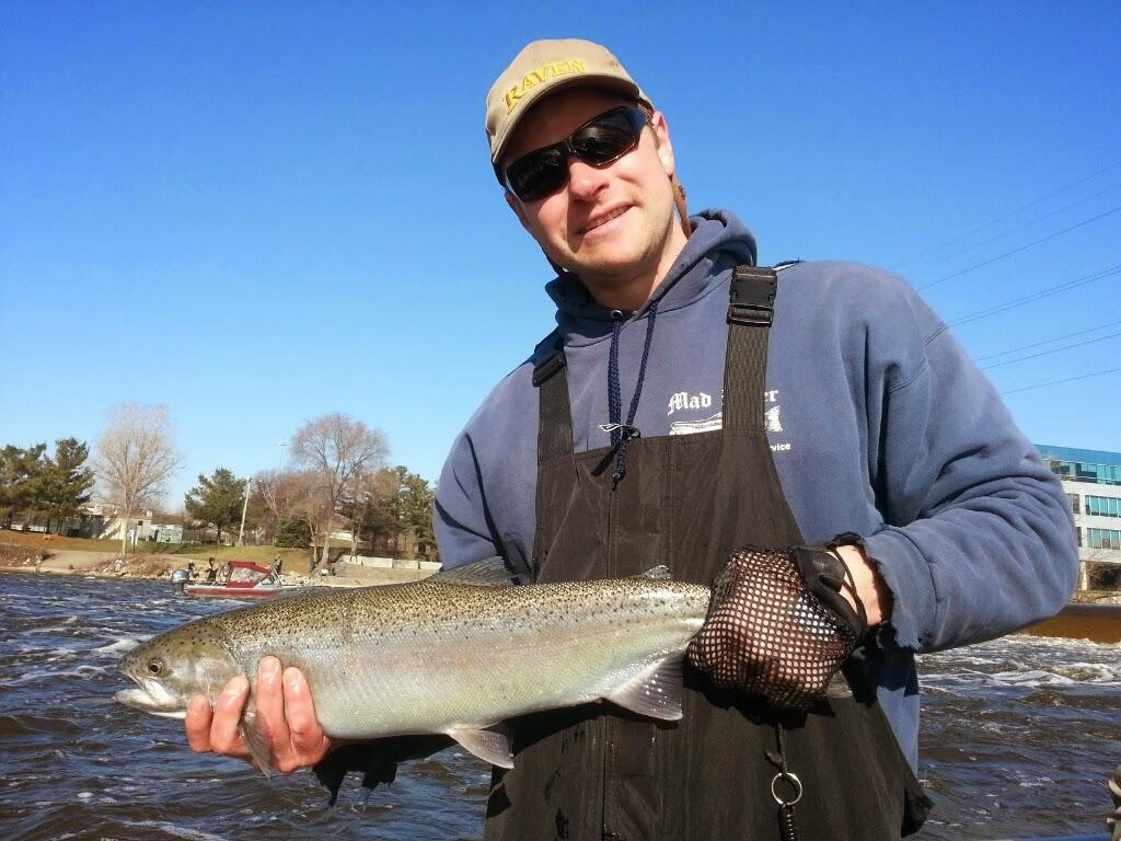 Grand Rapids Michigan Fishing Guide Service