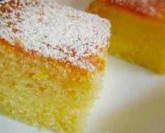 Bizcocho de lim n esponjoso en el horno - Bizcocho de limon esponjoso ...