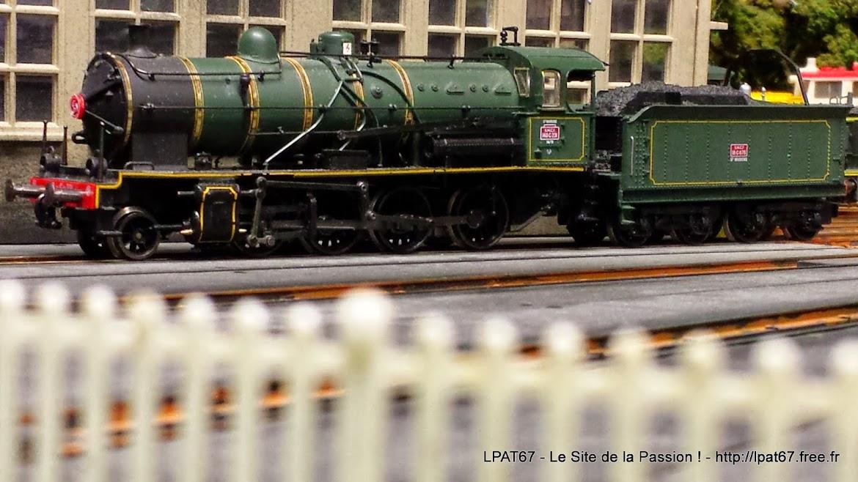 Mes locomotives à vapeur... - Série limitée Club Jouef - 20141231_112321