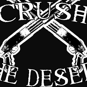 Who is crushthedesert?