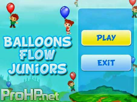 Balloons: Flow Junior v1.1