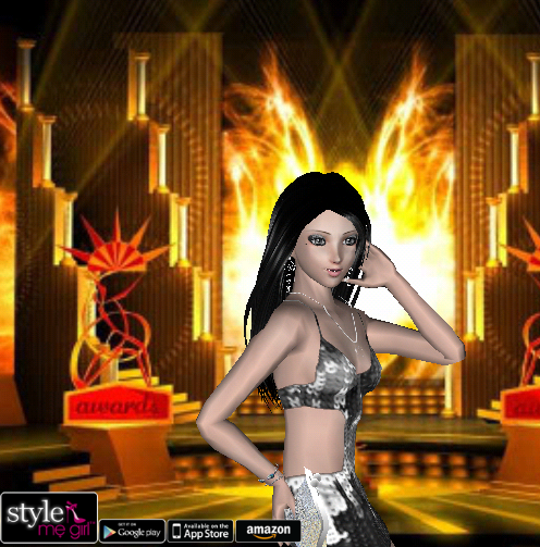 Style Me Girl Level 30 - Your Avatar - Awards