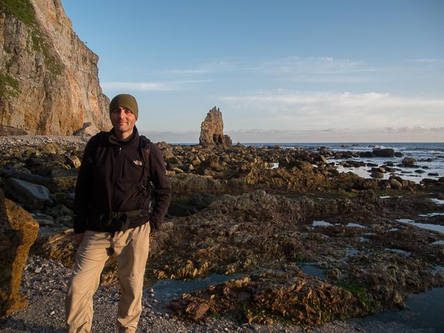John at Playa Campiecho